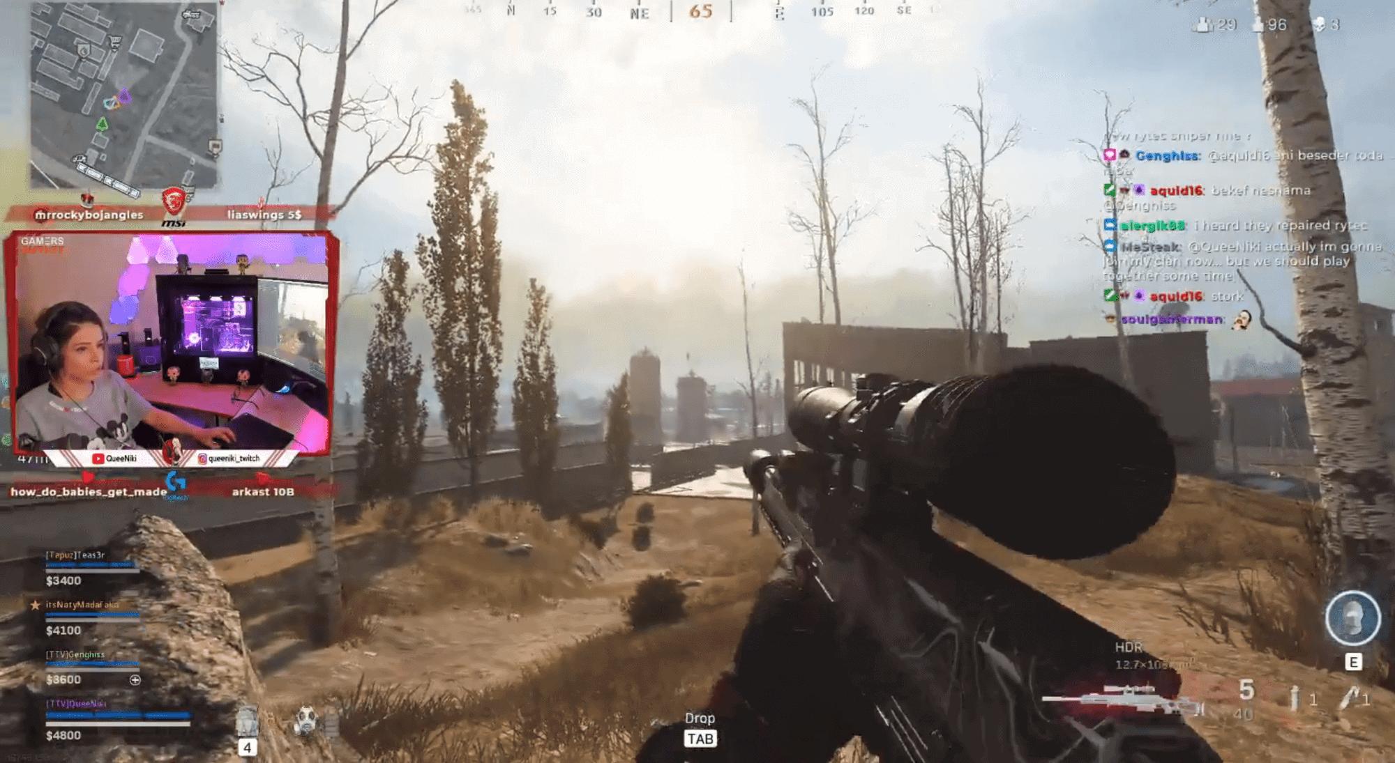 משחק יריות ברשת